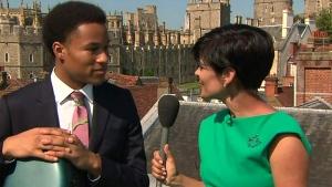 Royal Wedding Special: 'Really enjoyed performing'