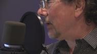 Voice artist Derek Botten of London