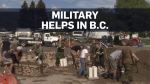 300 Canadian troops helping in flood-hit B.C.