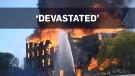 Manitoba fire