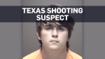 Texas shooting suspect