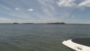 Woman drowns in Lake Couchiching