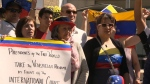Venezuelan community calls for justice