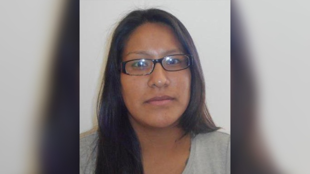 Kecia Spade is seen in this handout photo. (source: Correctional Services of Canada Prairie Region)