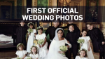 Kensington Palace releases wedding portraits