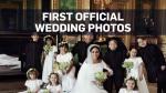 Kensington Palace releases wedding portraits