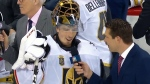 Adopted Cape Bretoner Fleury key to Golden Knights