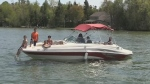 Boat safety on Lake Simcoe