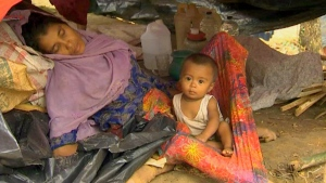 CTV National News: Rohingya refugees