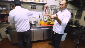 CTV National News: Chefs cook up peace
