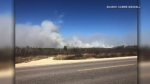 Grahamdale wildfire; pilot strike: Morning Live