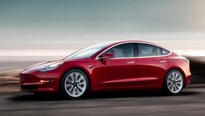 Tesla Performance Model 3 (© Tesla)