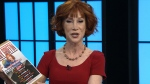Kathy Griffin appears on Your Morning