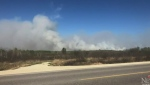 Ashern-area residents on wildfire alert