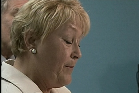 Parti Quebecois leader Pauline Marois says sovereignty is always on the agenda. (June 7, 2009)