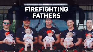 Baby boom at Oklahoma firehouse