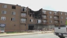 Dartmouth apartment fire