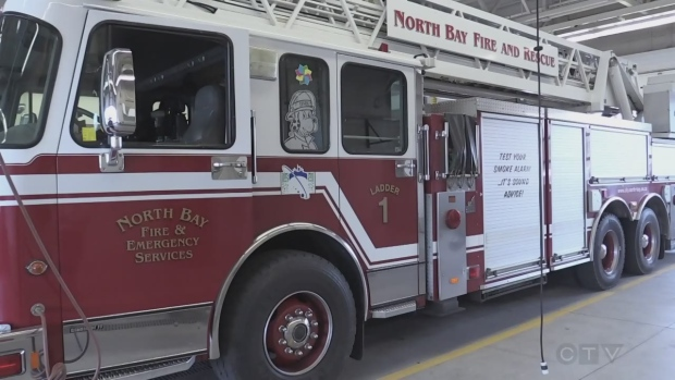 Police and fire officials are investigating a house fire in North Bay on Wednesday morning. No one was home at the time, but seven pets, including cats and dogs, perished in the blaze. (File)