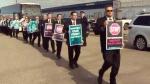 WestJet pilots' strike looms