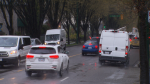 Drivers might want to consider alternative routes to 1st Avenue as FortisBC gas line construction gets underway.