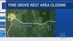 Province could close rest stop, reviewing others