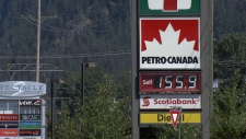 The mayor of Squamish, B.C. thinks residents are getting unfairly dinged at the pumps.