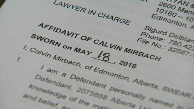 Capital Dodge Edmonton >> Man Sued By Local Dealership Claims Management Knew Of His