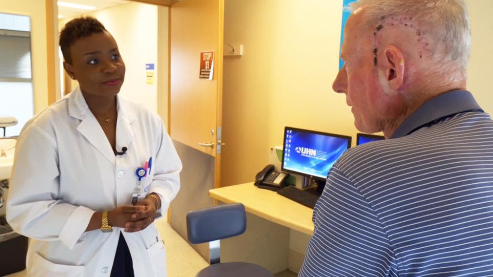 Survivor of Rwandan genocide trains as neurosurgeon in
