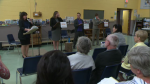 An all-candidates debate was held in Waterloo on Tuesday evening.