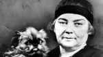 Canadian artist Emily Carr is shown in an undated photo. (THE CANADIAN PRESS/CP)