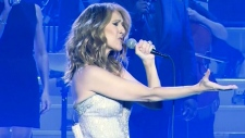 CTV News Channel: Celine Dion back on stage