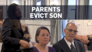 Court grants eviction of son from parents' home