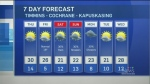 Weather May 23/18