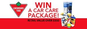 Canadian Tire Car Care Contest