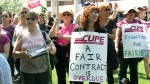 Cornwall strike expands