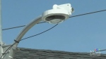 Public surveillance cameras rolling in Cambridge