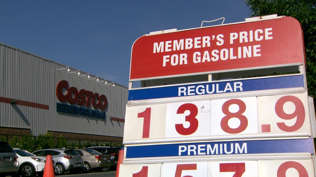 How can Costco undersell other gas stations by 23 cents a