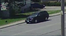 Black SUV involved in hit-and-run in the Soo