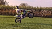 Nitro Circus paraplegic rider inspires others