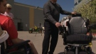 Humboldt victim offered wheelchair