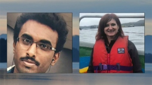 Nijin John, left, and Ann Wittenberg, were both killed in surfing-related incidents at Tofino's Long Beach this year. Their deaths have prompted new calls for a reinstated lifeguard program. May 23, 2018. (Facebook)