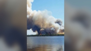 CTV National News: Manitoba wildfire threat