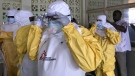 CTV National News: Ebola concerns growing