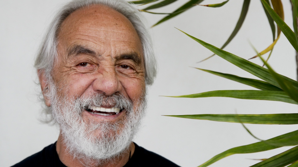 Tommy Chong turns 80