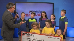 Myers Team of the Week: Cedar Hill Sunday School