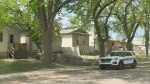 Police are investigating after a man's body was found on the 1100 block of Retallack Street on May 23.