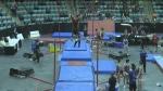 Artistic gymnastics championship hits Waterloo