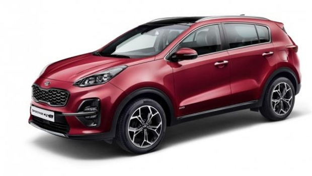 Kia Unveils Refreshed 2019 Sportage Ctv News Autos