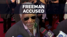 Morgan Freeman accused of harassment