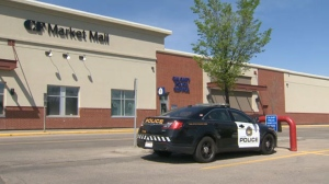The Market Mall community police station is slated for closure at the end of June.